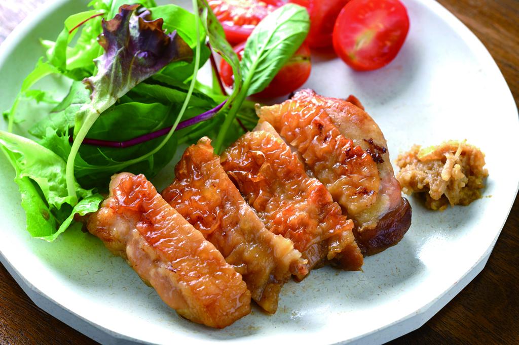 鶏肉の照り焼き ★生姜こしょう使用