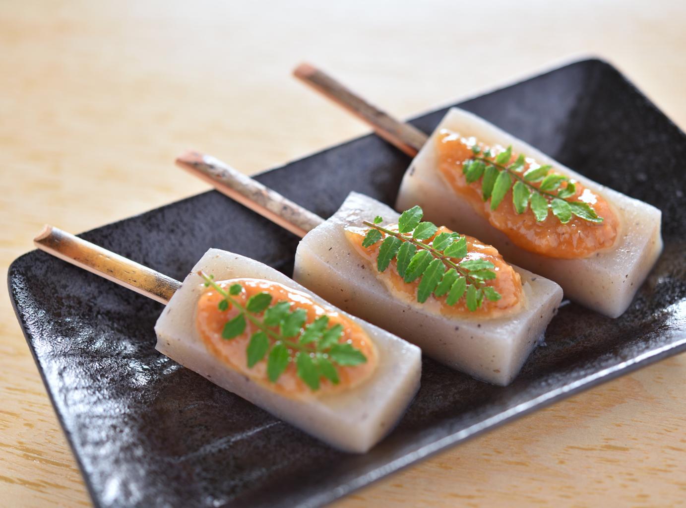 ごま味噌田楽 ★国産蒸した生姜シロップ使用